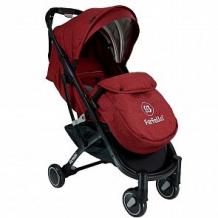 Купить прогулочная коляска farfello d100, цвет: красный ( id 11456686 )