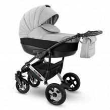 Купить коляска 3 в 1 camarelo sevilla, цвет: светло-серый ( id 10515311 )
