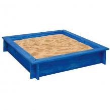 """Купить деревянная песочница """"одиссей"""", синяя, paremo ( id 6879159 )"""