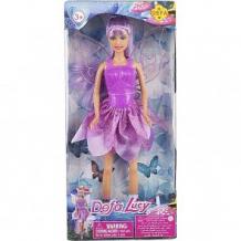 Купить кукла defa фея в фиолетовом наряде 26 см ( id 3530730 )