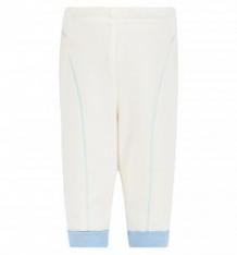 Купить брюки бамбук, цвет: белый/голубой ( id 7478119 )