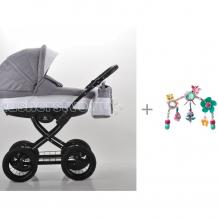 Купить коляска-люлька legacy karen с дугой-трансформером tiny love принцесса