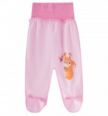 Ползунки Babyglory Лесные жители, цвет: розовый ( ID 8418931 )