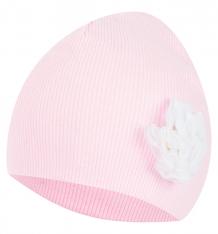 Купить шапка апрель ветер, цвет: розовый дгш745023