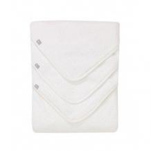 Купить полотенце-уголок, цвет: белый - 3 шт. в упаковке mothercare 8729444