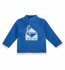 Джемпер Lucky Child, цвет: белый/синий ( ID 1148402 )