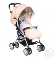 Купить прогулочная коляска corol s-12, цвет: бежевый/коричневый ( id 6067855 )