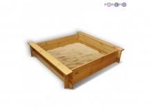 Купить paremo песочница деревянная алладин ps116-01