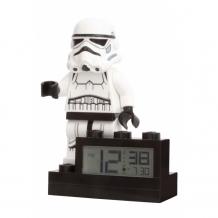 Купить часы lego будильник star wars 9004032 лего звездные войны минифигура stormtrooper 9004032