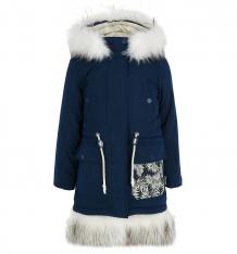 Купить пальто boom, цвет: синий 80529dpo_bog вар.1