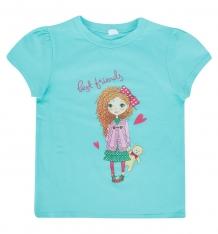 Купить футболка newborn, цвет: салатовый ( id 10015929 )