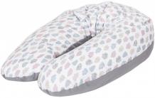 Купить ceba baby подушка для кормления physio multi трикотаж w-741-700