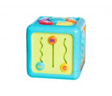 Купить развивающая игрушка winfun кубик-книжка o715
