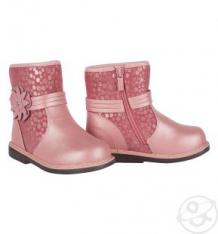 Купить сапоги bi&ki, цвет: розовый ( id 3501526 )