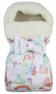 Купить babyglory конверт snowball 40 х 80 см, цвет: коралловый ( id 9873786 )