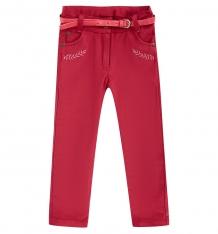 Купить брюки bembi, цвет: красный ( id 9787173 )