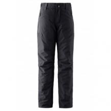 Купить брюки reima reimatec, черный mothercare 997056114