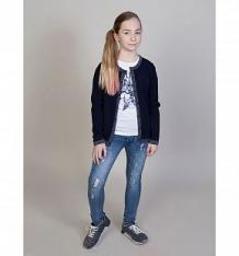 Купить джинсы luminoso волшебный мир, цвет: синий ( id 10338275 )