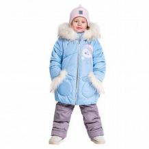 Купить комплект куртка/брюки boom by orby, цвет: голубой ( id 11117750 )
