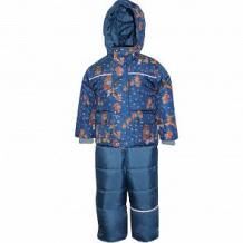 Купить комплект куртка/полукомбинезон даримир мультилес, цвет: синий/зеленый ( id 11073878 )