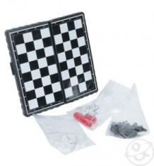 Купить настольная игра 1toy 3в1 шашки шахматы нарды магнитн. ( id 9787278 )