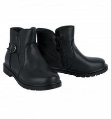 Купить ботинки капитошка, цвет: черный ( id 6818965 )