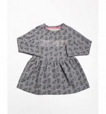 Купить платье mark formelle, цвет: серый ( id 10336118 )