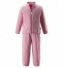 Комплект термобелья кофта/брюки Reima Tahto, цвет: розовый ( ID 6148093 )
