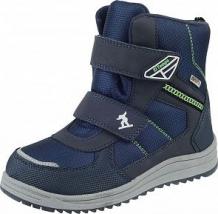 Купить ботинки kenka, цвет: синий ( id 11515768 )