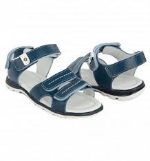 Купить сандалии tapiboo василек, цвет: синий ( id 10254176 )