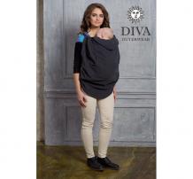 Купить diva outerwear слингонакидка 403-106