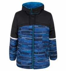 Купить куртка ixtreme by broadway kids, цвет: синий/черный ix874195-blu