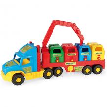 Купить мусоровоз wader super truck ( id 2333957 )