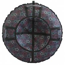Купить тюбинг hubster люкс pro диско 120 см