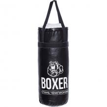"""Купить набор для бокса """"боксер 3"""", 50 см, черный ( id 11433776 )"""