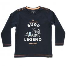Купить лонгслив детский quiksilver surf legend navy blazer синий ( id 1198981 )