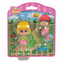 Купить игровой набор paula&friends кукла мини с аксессуарами блондинка 7.4 см ( id 10666142 )