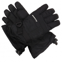 Купить перчатки сноубордические женские dаkine capri glove black черный 1190204