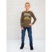 Купить luminoso джинсы для мальчика милитари 937013