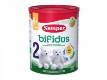 Купить semper молочная смесь bifidus nutradefense 2 6-12 мес. 400 г 991698