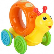 Купить развивающая игрушка игруша улитка желтая ( id 9916935 )