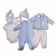 Купить nannette комплект для мальчика 7 предметов 14-2882 14-2882