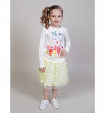 Купить юбка sweet berry фруктовое лето, цвет: желтый ( id 10340141 )