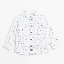 Купить рубашка coccodrillo, цвет: белый ( id 12805720 )