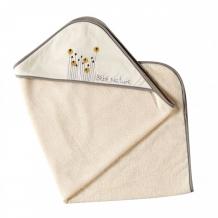 Купить candide полотенце с капюшоном бежевые тона 75х75 см 184440