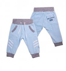 Купить брюки совенок я маленький генерал, цвет: голубой ( id 7698169 )
