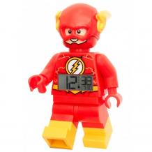 Купить часы lego будильник dc comics super heroes минифигура the flash 7001088