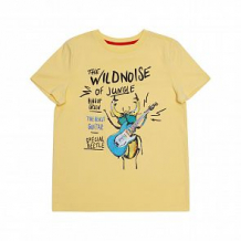Купить футболка chinzari страны мира, цвет: желтый ( id 11641828 )