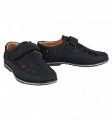 Купить туфли twins, цвет: синий ( id 9523530 )
