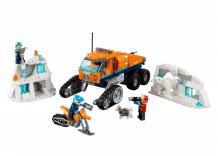 Купить конструктор lego city грузовик ледовой разведки 60194